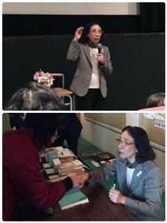 2015年12月5日(土)「蕨野行」原作者の村田喜代子さんシネマトーク