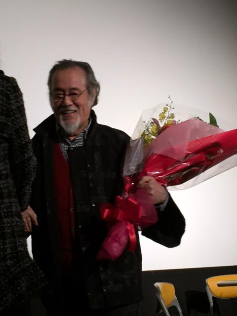 2016年1月28日(木) 仲代達矢特集 役者生活63年を振り返る ~仲代達矢が選んだ6作品~上映記念シネマトーク