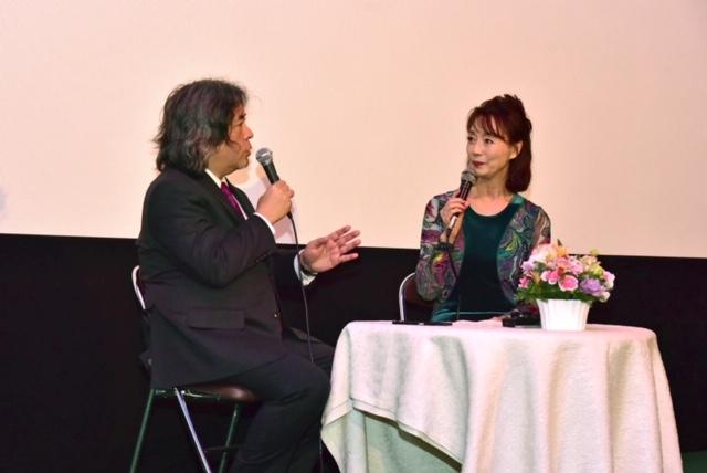 島田陽子さんトーク
